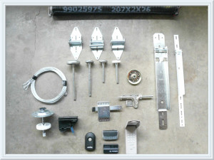 garage door parts San Antonio