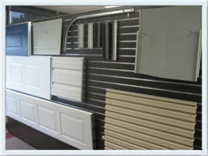 garage door replacement panels San Antonio